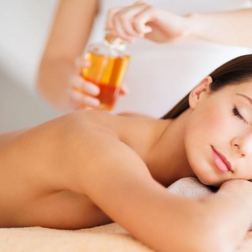 Massaggio Aromatico 45'