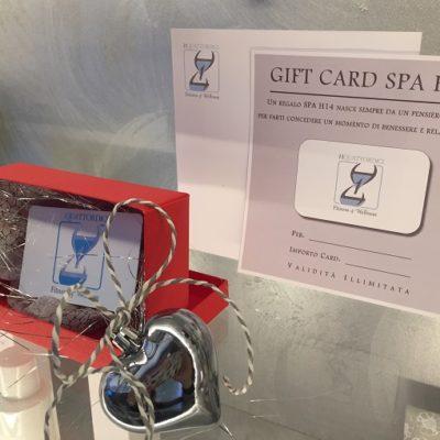 Gift Card SPA H14 €50