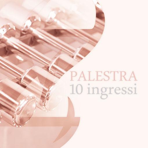 Palestra 10 ingressi