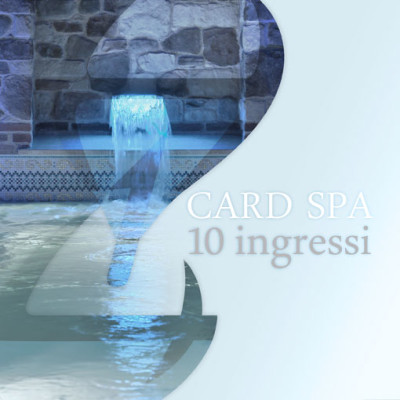 SPA Card - 10 ingressi