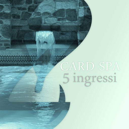 Card SPA 5 ingressi