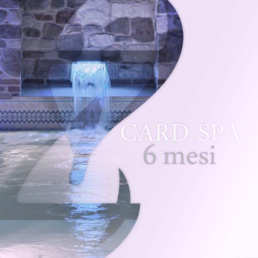 SPA Card - 6 mesi