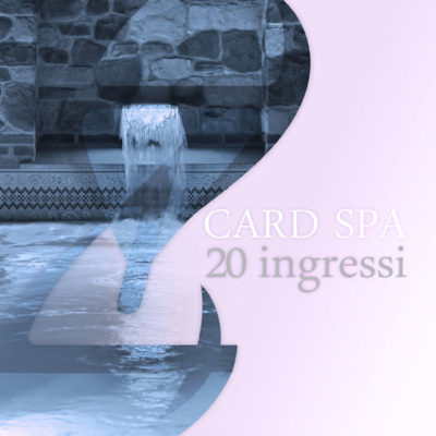 Card SPA 20 ingressi