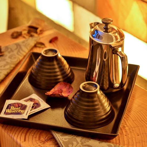 Tè, tisane e prelibatezze fruttate